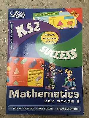 Key Stage 2 Maths Success Guide by Letts Educational (Paperback, 2001)