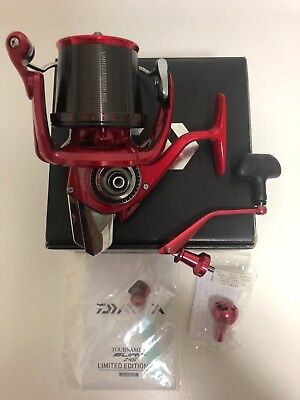 daiwa tournament z45 red edition (Very rare)