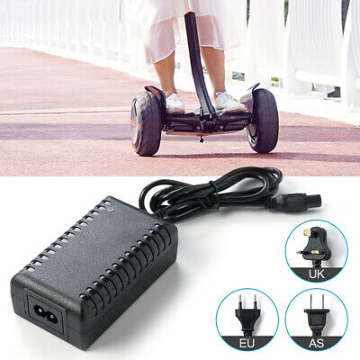 42V/2A CE Power Adapter Battery Charger For Smart Balance Scooter Wheel UK BC3