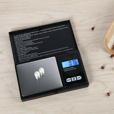 High-precision 200g /0.01g LCD Digital Jewelry Balance Gold Gram Weight Scale