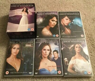 The Ghost Whisperer The Complete Collection Seasons 1-5 DVD Boxset - Region 2