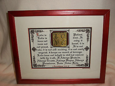 LOOKING FOR THE BLESSED HOPE-Bible Verse Poems Plaques
