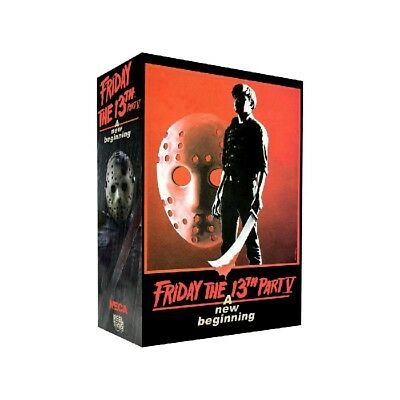 """Friday the 13th - 7"""" Action Figure - Ultimate Part 5 """"Dream Sequence"""" Jason"""