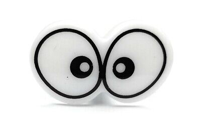 Twin Cartoon Plastic Safety Eyes with Washer Soft Toy Bear Craft Doll Crochet #3
