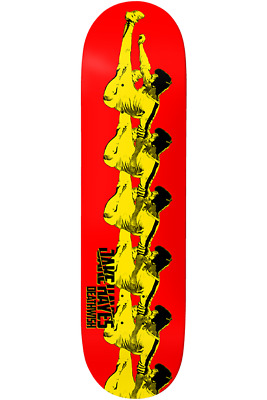 Deathwish Skateboard Deck - Jake Hayes Like Water - 8.125 Inch - New Free Grip