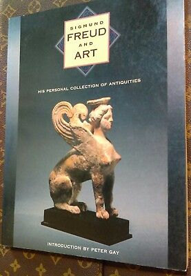 SIGMUND FREUD and Art His Personal Collection of Antiquities 1993