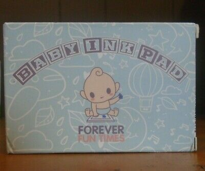 Baby Hand and Footprint Kit by Forever Fun Times