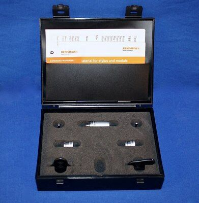 Renishaw TP200 New CMM Probe Kit & 2 TP200 SF Modules Used With 90 Day Warranty