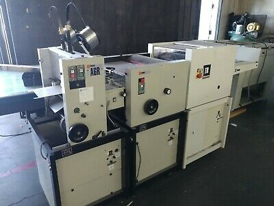 BOURG STITCHER FOLDER TRIMMER Sections available per section or for parts