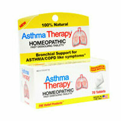 Asthma Therapie 70 Tabs von Trp Company