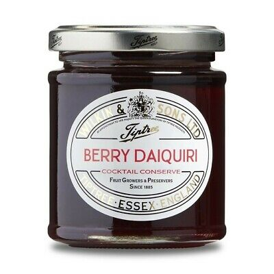NEW  Rare Limited Edition Tiptree Wilkin & Sons Berry Daiquiri Cocktail Conserve