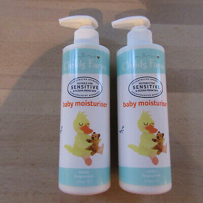 Childs Farm 2XBaby Moisturiser Suitable For Sensitive & Eczema Prone Skin2X250ML