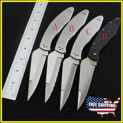 Stainless Steel C07 Tactical Foldable Pocket Knife G10 blade VG-10 Multi EDCtool