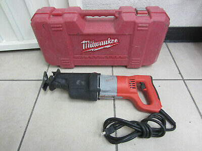 Milwaukee 6520 21 >> Milwaukee 6520 21 Corded Heavy Duty Reciprocating Saw Sawzall 13a