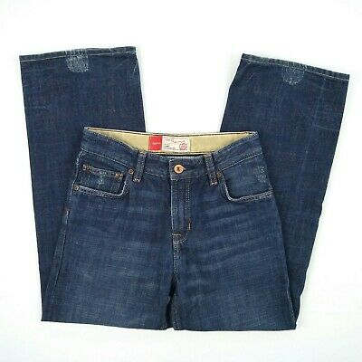 GAP KIDS - Loose Fit Adjustable Waist Blue Denim Jeans Size 10 to 11 Years