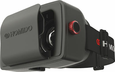 Homido - V1 Virtual Reality Headset - Black