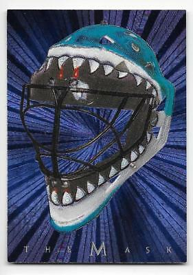 01/02 BETWEEN THE PIPES MASKS Hockey (#1-40) U-Pick From List