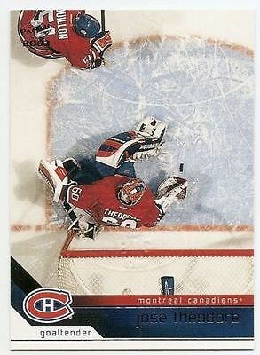02/03 PACIFIC 'THE BIG ONE' EMBOSSED PARALLEL Hockey (#201-250) U-Pick from List