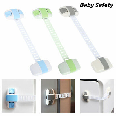 4pcs Baby Child Proof Safety Cupboard Cabinet Locks /Latch by Baybee Beu