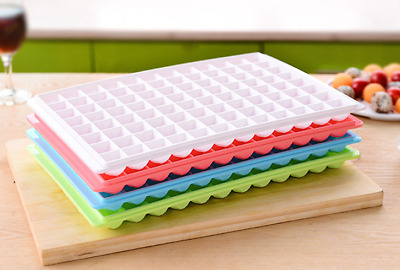 Plastic thicker 96 grid ice lattice creative ice making large diamond ice tray