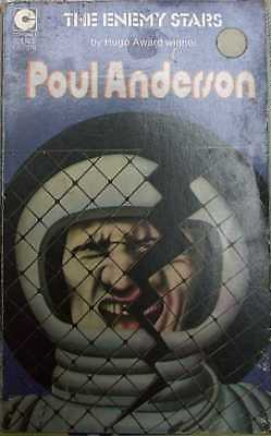 THE ENEMY STARS, Poul Anderson, UK pb 1972