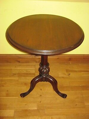 19Th Century William Iv Carved Occasional Side Table