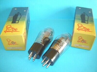 1x type 80 Pope Holland rectifier tube NOS ! Valvola lampe 真空管.  tested