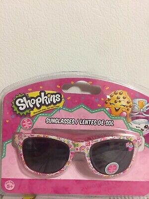 DOLLY /& DAISY DONUT 100/%UV Shatter Resistant Sunglasses NWT $12 SHOPKINS D/'LISH