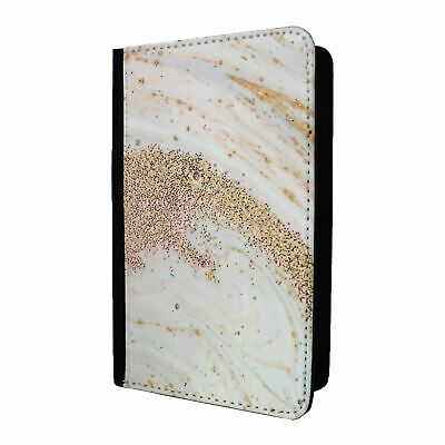 Passport Holder Case Cover Beautiful Marble Print - S8806