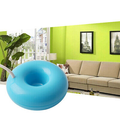 Home Office Mini USB Donuts Humidifier Floats On The Water Air Fresher Lovely