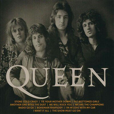 Queen – Icon CD - Hard Rock / Classic Rock - NEW/SEALED!