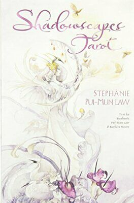 Shadowscapes Tarot, Law, Moore, Barbara New 9780738715797 Fast Free Shipping..