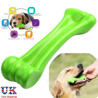 Durable Dog Chew Toys—Bone toy for Aggressive Chewers— Indestructible UK