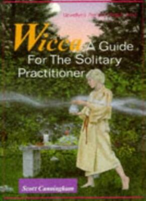 Wicca by Cunningham  New 9780875421186 Fast Free Shipping..