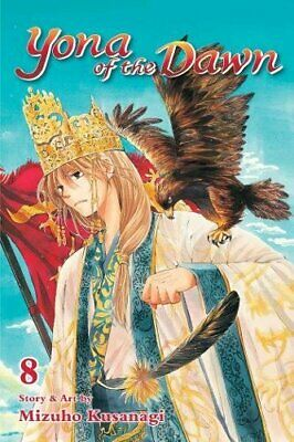 Yona of the Dawn, Vol. 8 by Kusanagi  New 9781421587899 Fast Free Shipping..