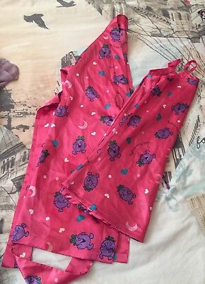 Little Miss Trouble Dressing Gown and Nightdress Set Age 5 6 Years