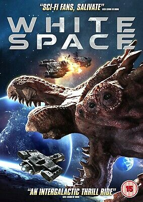 White Space (Dvd) (New) (Released 15Th April) (Free Post)
