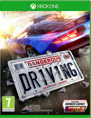 Dangerous Driving (Xbox One)  BRAND NEW AND SEALED - IN STOCK - QUICK DISPATCH