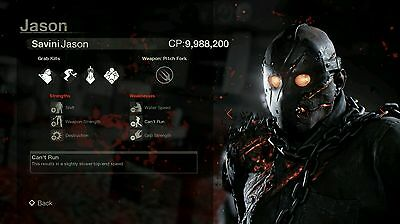 """Friday The 13th: The Game - Tom """"Savini Jason"""" DLC Xbox One - FAST DELIVERY!!!"""