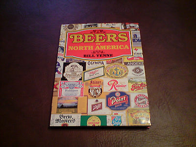 Beers of North America from Bill Yenne