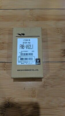 New Vertex Battery FNB-V62LI Vertex S Radios