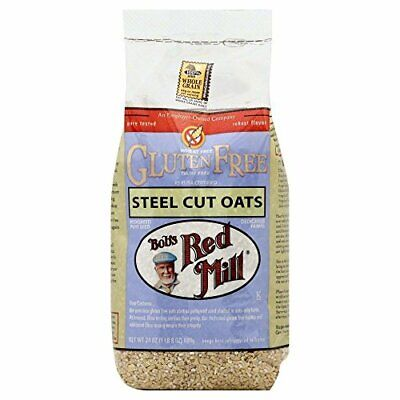Bobs Red Mill Gluten Free Steel Cut Oats 24oz