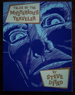 Tales Of The Mysterious Traveler, Steve Ditko, Eclipse Books, 1990, 1St Ed, Fn+