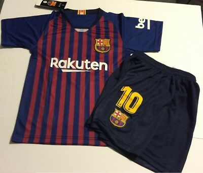 newest 57145 7b69d MESSI JERSEY 2017-2018 - Barca (Youth) Shipped from ...