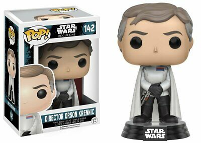 Star Wars Rogue one POP! Director Orson Krennic N°142 Figurine Bobble-Head