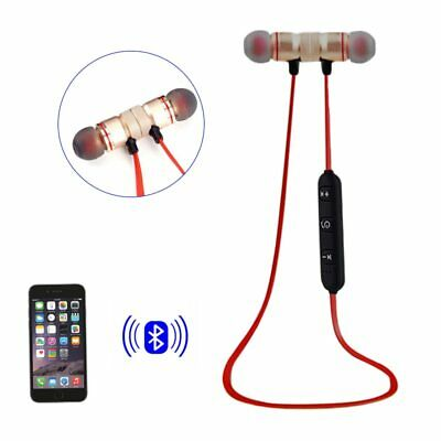 Magnet Wireless Bluetooth Sports Earphone Headset Earphones