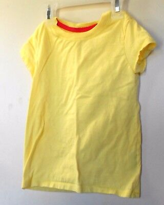 Hanes Live. Love. Color. Toddler Girls. Yellow pull over top Size X-Small