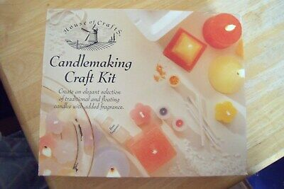 House of Crafts Candlemaking Craft Kit Brand New & Boxed