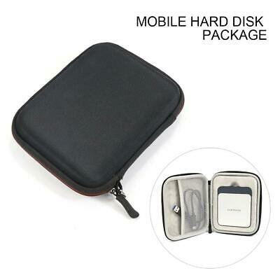 EVA External Hard Drive Pouches HDD Travel Carry Box Case for Seagate Fast SSD