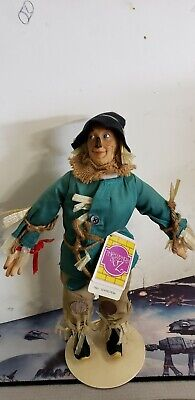 "Hamilton Gifts - The Wizard Of Oz Collection - Scarecrow - 14"" Tall - Plush"